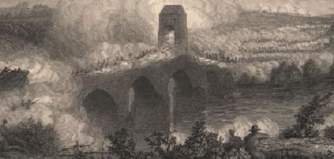 Monument at Bothwell Bridge