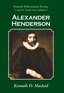 SW Series_Alexander Henderson_cover