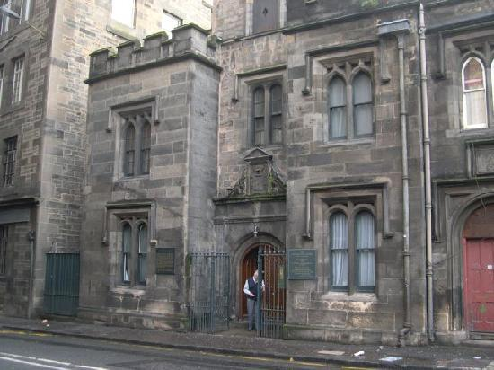Magdalen Chapel, Cowgate, Edinburgh